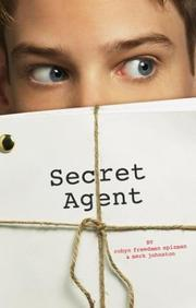 Cover of: Secret agent