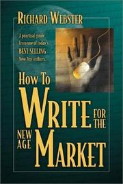 Cover of: How to write for the New Age market
