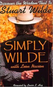 Cover of: Simply Wilde
