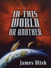 Cover of: In this world, or another: stories