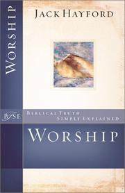 Cover of: Worship