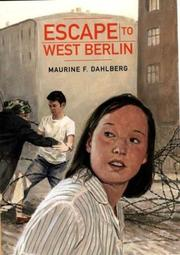 Cover of: Escape to West Berlin