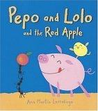 Cover of: Pepo and Lolo and the red apple