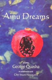 Cover of: Ainu dreams