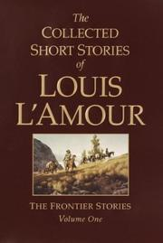 Cover of: Short stories: the frontier stories
