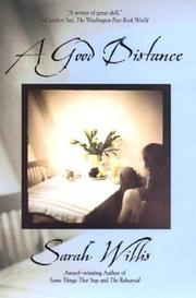 Cover of: A good distance