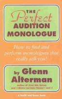 Cover of: The perfect audition monologue