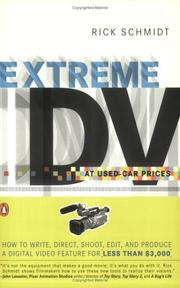 Cover of: Extreme DV at used-car prices