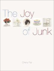 Cover of: The joy of junk
