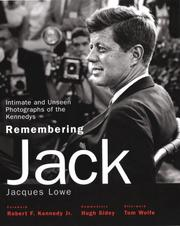 Cover of: Remembering Jack