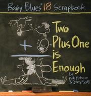Cover of: Two plus one is enough