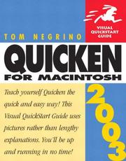 Cover of: Quicken 2003 for Macintosh