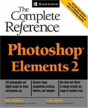 Cover of: Photoshop Elements 2