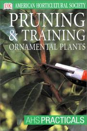 Cover of: Pruning & training