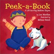 Cover of: Peek-a-book: a lift-the-flap bedtime rhyme