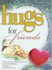 Cover of: Hugs for friends