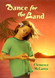 Cover of: Dance for the land