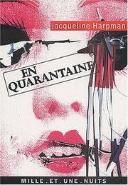 Cover of: En quarantaine