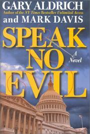 Cover of: Speak no evil