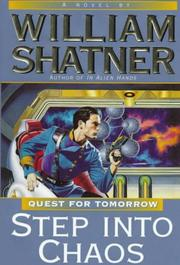 Cover of: Step Into Chaos: Quest for Tomorrow #3 (Quest for Tomorrow)