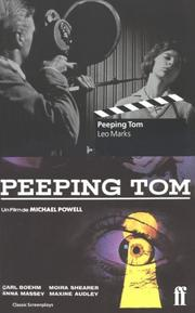 Cover of: Peeping Tom
