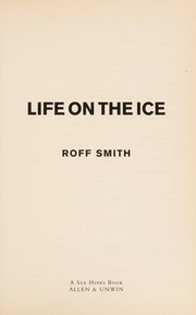 Cover of: Life on the ice