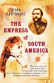 Cover of: The Empress of South America