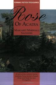 Cover of: Rose of Acadia