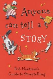 Cover of: Anyone can tell a story