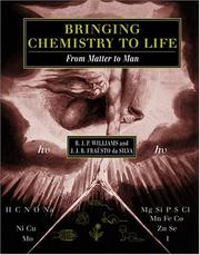 Cover of: Bringing chemistry to life