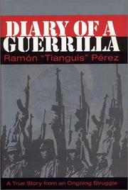 Cover of: Diary of a guerrilla