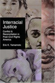 Cover of: Interracial Justice
