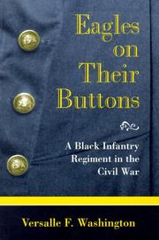 Cover of: Eagles on their buttons