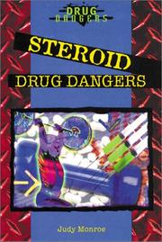 Cover of: Steroid drug dangers