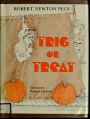 Cover of: Trig or treat