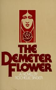 Cover of: The Demeter flower