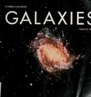 Cover of: Galaxies