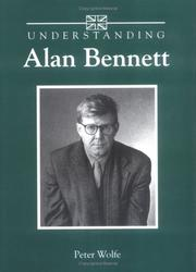 Cover of: Understanding Alan Bennett