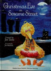 Cover of: Christmas Eve on Sesame Street