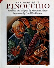 Cover of: Carlo Collodi's The adventures of Pinocchio