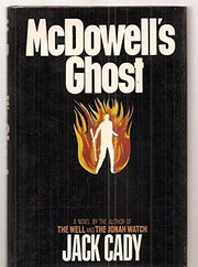 Cover of: McDowell's ghost