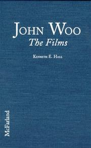 Cover of: John Woo