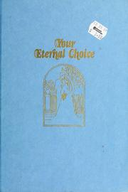 Cover of: Your eternal choice