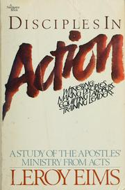 Cover of: Disciples in action