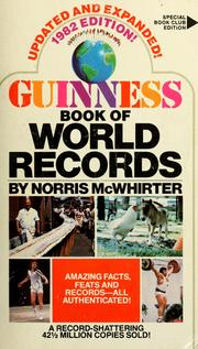 Cover of: Guinness