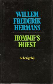 Cover of: Homme's hoest