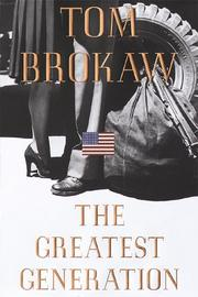 Cover of: The Greatest Generation
