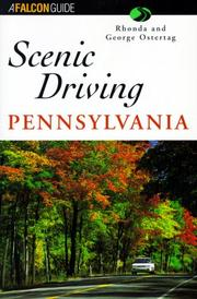 Cover of: Scenic driving Pennsylvania