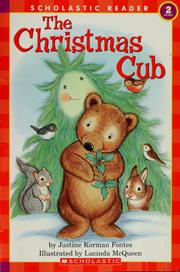 Cover of: The Christmas cub