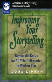 Cover of: Improving your storytelling